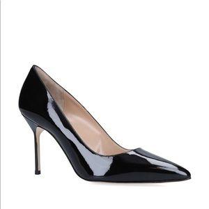 Manolo Blahnik Patent Leather BB Heels